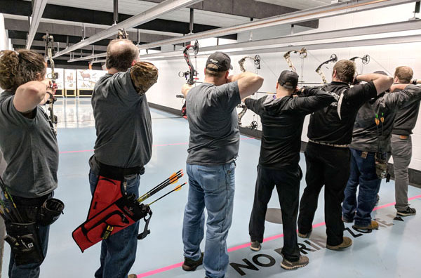 Thunder Lakes Indoor Archery Range